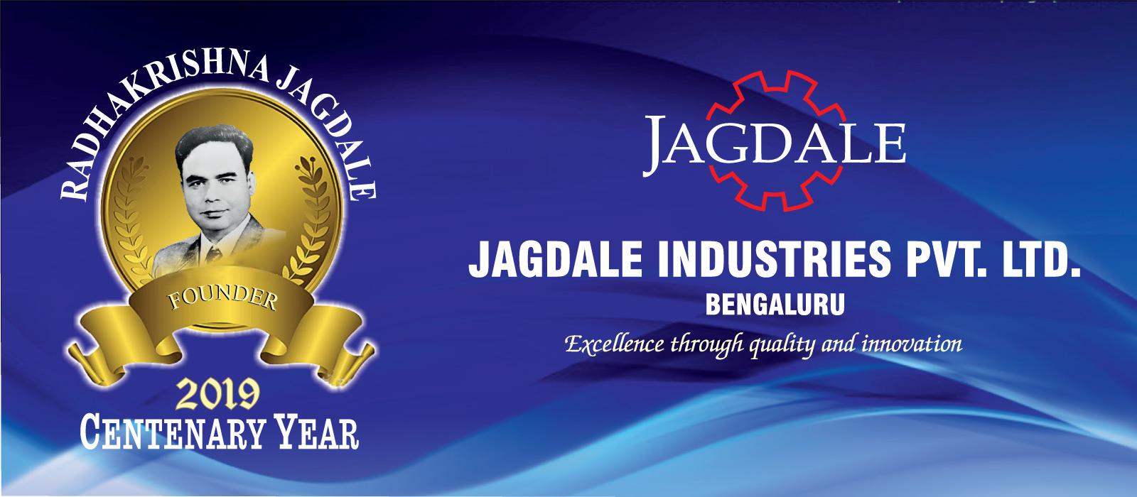 Radhakrishna N Jagdale, Jagdale Industries Pvt Ltd(JIPL)