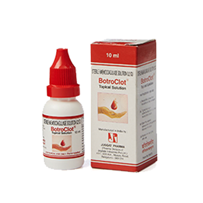 BotroClot Topical solution