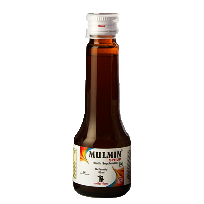 Mulmin Syrup - 100 ml