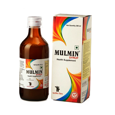 Mulmin syrup 200ml