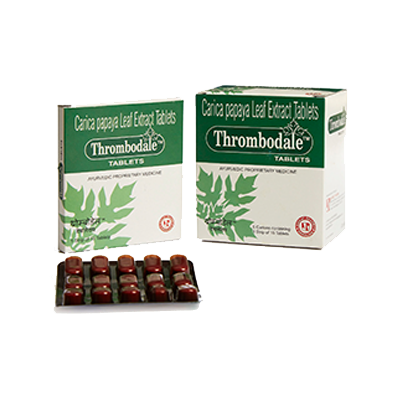 Thrombodale Tablets