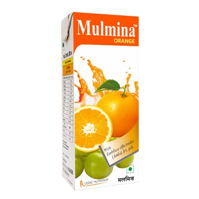 Mulmina Orange