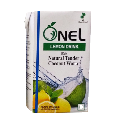 OneL 125ml Lemon