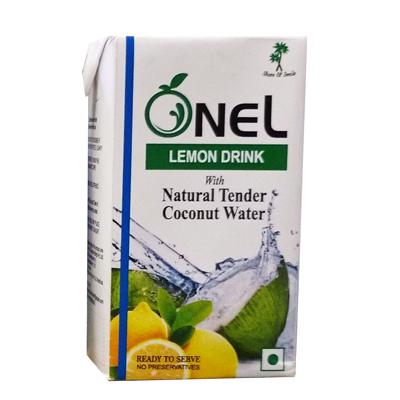 OneL 125ml Lemon